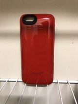 I phone 6 (product)red Mophie juice pack case in Camp Lejeune, North Carolina