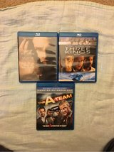 interview with a vampire three kings and the a team blu ray lot in Kingwood, Texas