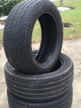 Four Nitto 255/50R19 Tires in Westmont, Illinois