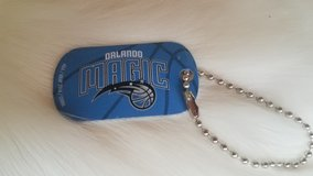 Orlando Magic keychain in Kingwood, Texas