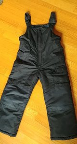 bib snowpant, size L/7, London Fog in Westmont, Illinois