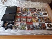 ps3 consoles with games in Plainfield, Illinois