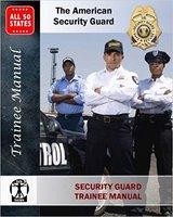 The American Security Guard - Training Manual in Houston, Texas