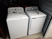 GE High Efficiency washer and dryer in Las Vegas, Nevada