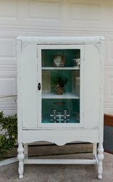 Antique China Cabinet in Kingwood, Texas