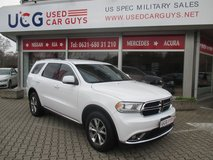 2016 DODGE DURANGO LIMITED (AWD) in Spangdahlem, Germany