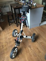 Clic gear golf Trolley in Lakenheath, UK