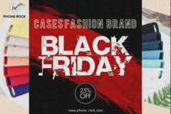Phone-Rock | 25% OFF Black Friday Promotion Cases Fashion Brands in MacDill AFB, FL