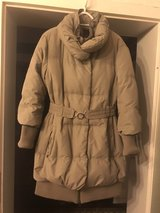winter jacket in Ramstein, Germany