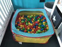 Ball pit in Ramstein, Germany