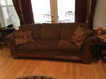 Couch and chair in Beaufort, South Carolina