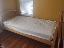 Bunk Bed Twin over Full Size bed Natural Maple by Stanley Young America in New Lenox, Illinois