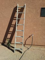 aluminum extension ladder in Yucca Valley, California