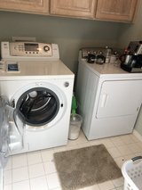 Front loading washer and dryer in San Antonio, Texas
