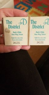 Park & Ride Tickets in The Woodlands, Texas