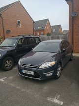 Ford Mondeo automatic in Lakenheath, UK