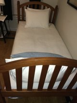 XL twin Ethan Allen Bed in Richmond, Virginia