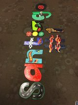 decorated letters for child's name in Las Vegas, Nevada