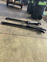 Thule Bike Racks (set of two) in Fort Campbell, Kentucky