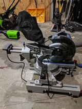 Compound Miter Saw with Stand in Fort Campbell, Kentucky