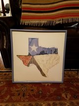 Art Work - State of Texas in Kingwood, Texas