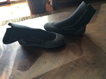 Dive Boots Size 10 (good condition) in Okinawa, Japan