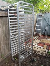 Bakery rack aluminum in Lake Charles, Louisiana