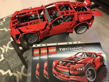 LEGO Technic Supercar 8070, 100% complete in Okinawa, Japan