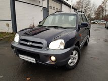 2005 HUYNDAI SANTA FEE turbo diesel *4 X WHEELS DRIVE *NEW INSPECTION in Ramstein, Germany