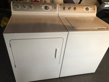 Newer Ge washer and gas dryer in San Diego, California