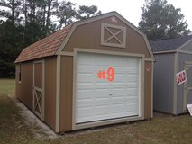 Prewoned 12X24 Lofted Barn Storage Building Shed DISCOUNTED!! in Valdosta, Georgia