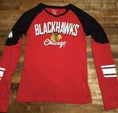 * Girl's Blackhawks LS Shirt * in Joliet, Illinois