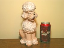 Vintage French Poodle Squeak Toy in Westmont, Illinois