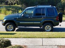 2005 Jeep liberty in Beaufort, South Carolina