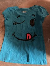 Girls size 12 tee from Justice in Chicago, Illinois