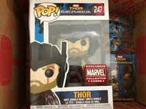 Funko Pop! Marvel Thor Ragnarok #247 - Marvel Collector Corps exclusive in Nashville, Tennessee
