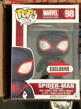 Funko Pop! Marvel Spider-Man (Miles Morales) #98 - Marvel Collector Corps exclusive in Nashville, Tennessee