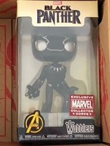 Funko Marvel Collector Corps Black Panther Wobbler in Nashville, Tennessee