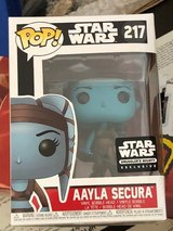 Funko Smuggler's Bounty Star Wars Aayla Secura Pop #217 in Nashville, Tennessee