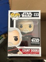 Funko Smuggler's Bounty Star Wars Count Dooku Pop 233 in Nashville, Tennessee