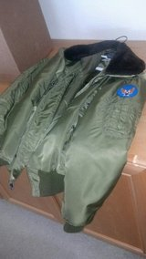 Nice original Avirex LTD flight garment.military coat. in Fairfield, California