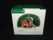 Dept 56 New England Village Series The Woodworker in Plainfield, Illinois