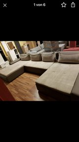 U Shape Couch 161.5 Inches !!! brand new in Ramstein, Germany