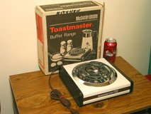 Toastmaster Buffet Range Portable Electric Stove Burner in Westmont, Illinois