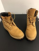 Timberland boots, size 7.5M in Fort Bragg, North Carolina