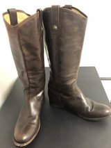 Frye boots, women's size 10 in Fort Bragg, North Carolina