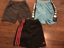 Boy's Nike/Adidas Shorts [7] in Beaufort, South Carolina