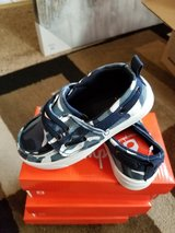 New with tags toddler boy camo tennis size 9 in Fairfield, California