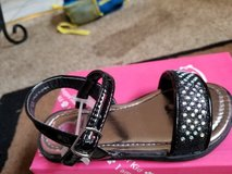 New with tags toddler girl rhinestone sandals in Fairfield, California