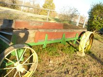 Old Wagon in Pleasant View, Tennessee